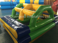 RB32022(2x1.5m)Inflatable Floating Water Climbing Game