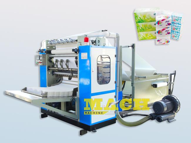 Automatic-Facial-Tissue-Making-Machine