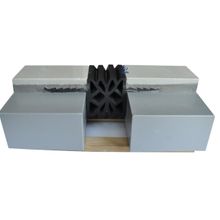 Flexible full rubber floor expansion joint MSTPT-1