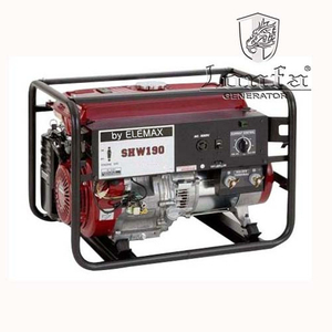 ELEMAX DESIGN GASOLINE WELDING MACHINE GENERATOR SHW190/210/300