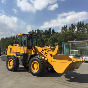 wheel loader ZL30