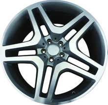 W0107 Replica Alloy Wheel / Wheel Rim for mercedes-benz GLK GL ML R