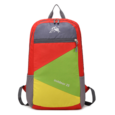 Outdoor Foldable Waterproof Nylon Sports Hiking Camping Backpack Rucksack Bag