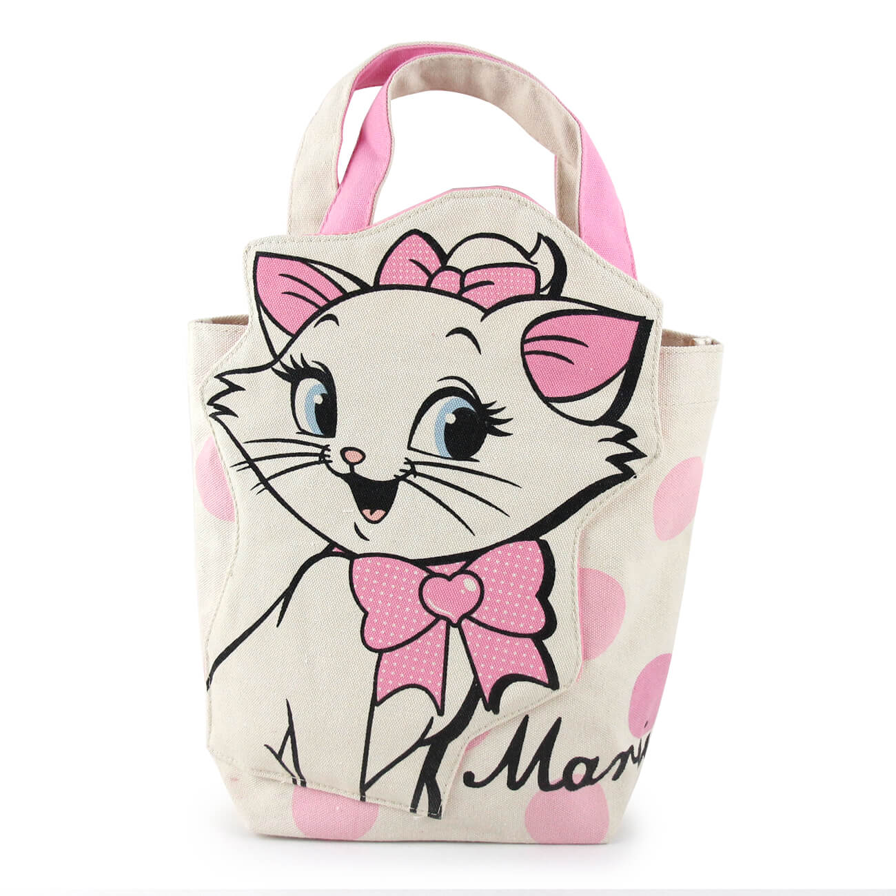 Cute Cat School Lunch Bag for girls