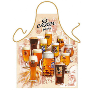 Beer Funny Novelty Apron