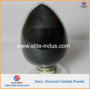 Nano zirconium carbide powder