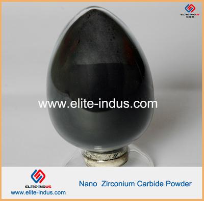Nano zirconium carbide powder