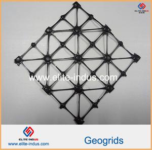PP Quaxial Geogrid