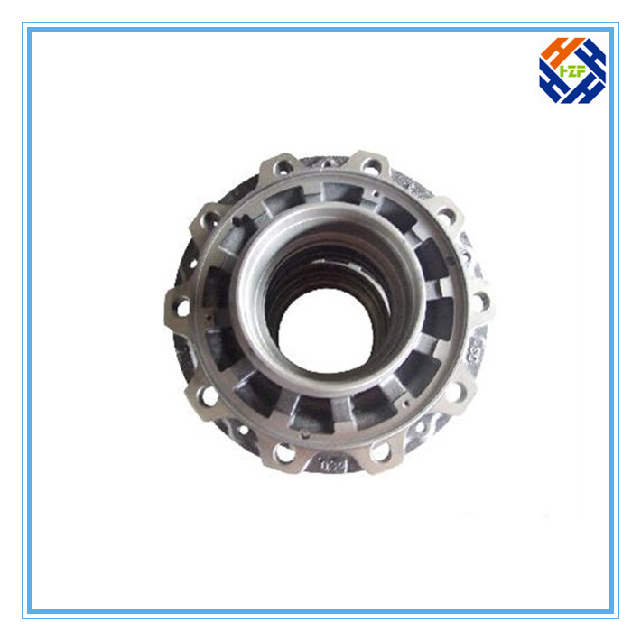 Investment Casting Parts for Machinery Parts Flange-1