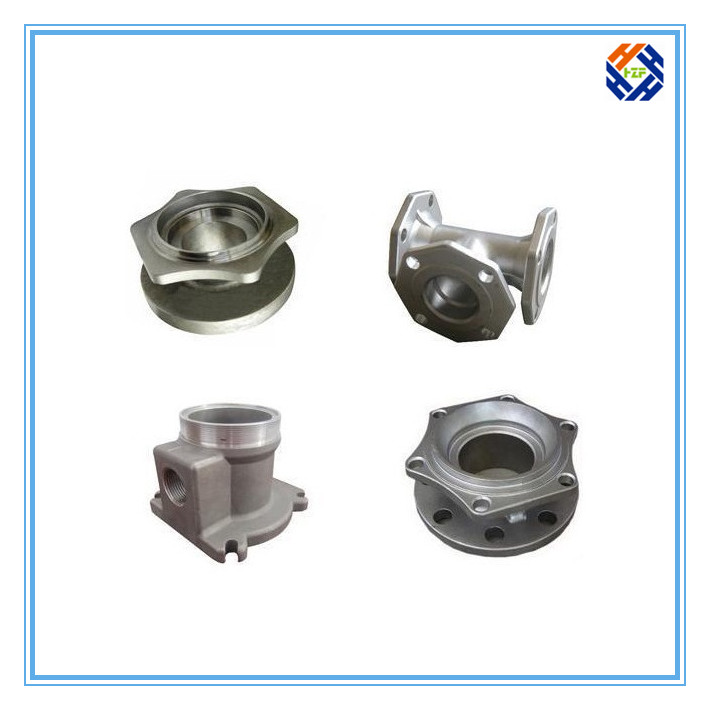 Alloy Steel Precision Casting-3