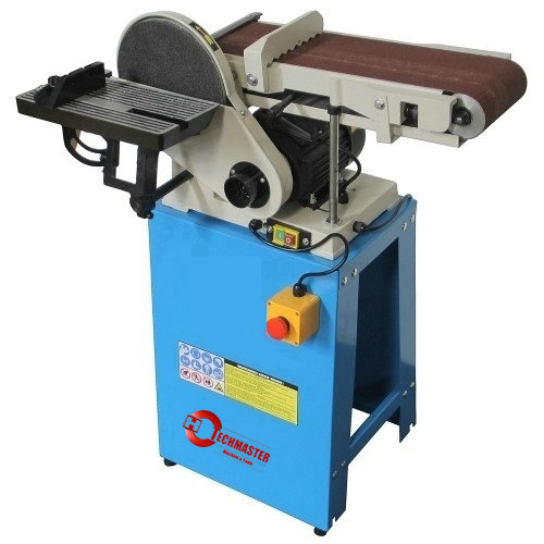 Belt and disc sanding machine 750W BSM6X9
