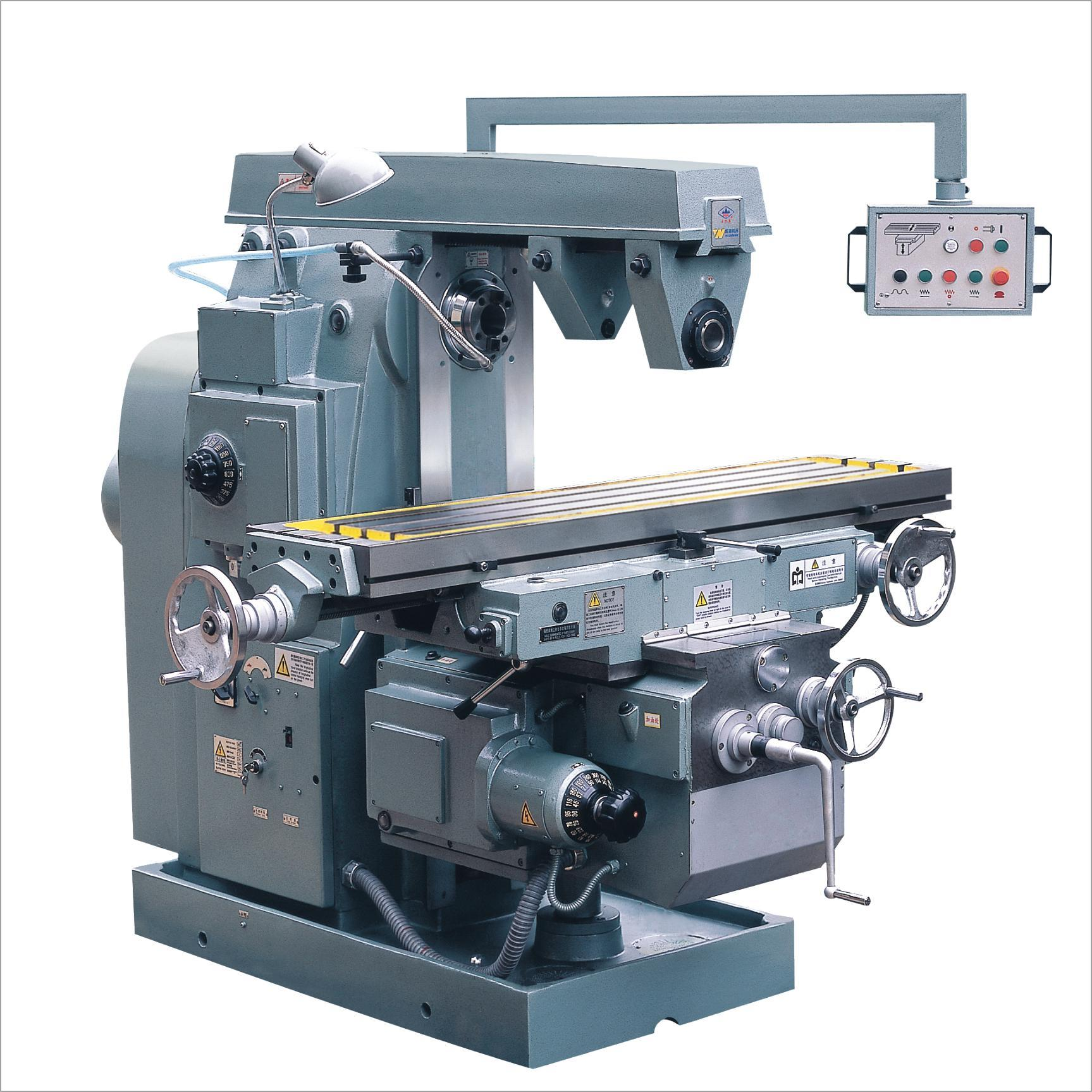 X6036 HORIZONTAL MILLING MACHINE