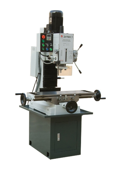 AUTO FEEDING AND SPEED -STEP -CYCLICALLY DRILLING AND MILLING MACHINE SPEED ZAY7032V/1-ZAY7040V/1-ZAY7045V/1