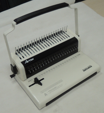 Comb Binding Machine (U-568)