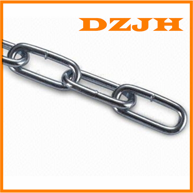 British standard long Link Chain