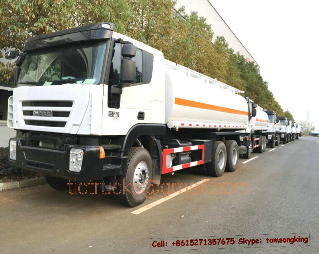 IVECO fuel tanks-25T-oil raod tankers-truck.jpg