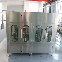 China automatic Washing Filling Capping Machine (3-in-1) CGF32-32-10 15000B/H