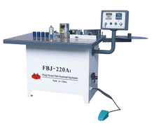 FBJ-220A 45 degree Manual edge banding machine