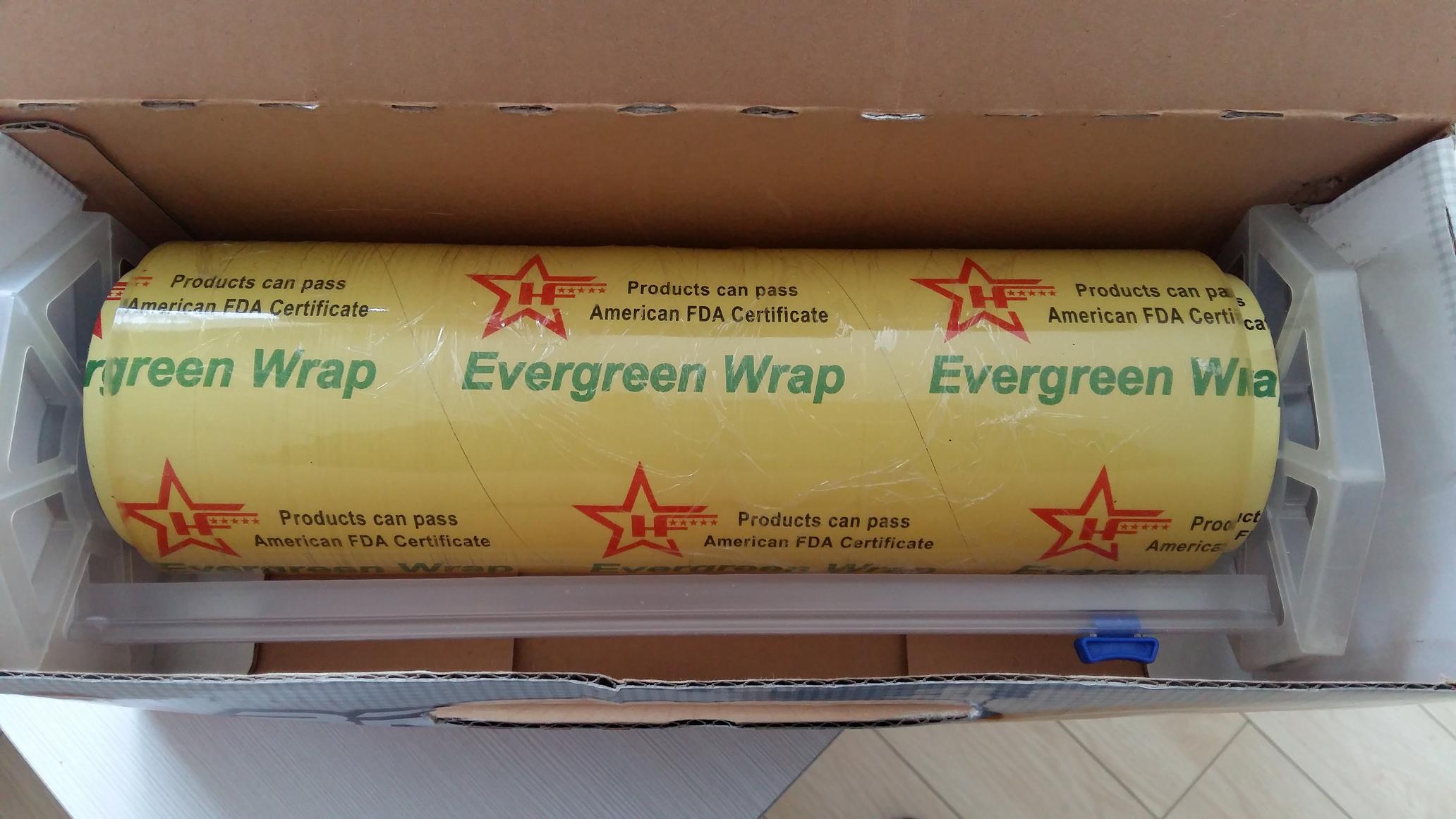 300m*11micron PVC Cling film