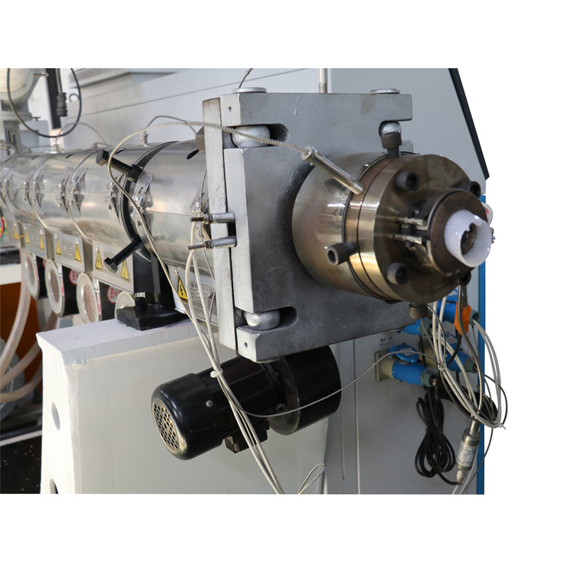 pc lamp tube production line