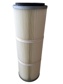 Spun Bonded Polyester Air Filter Cartridge with PTFE Membrane