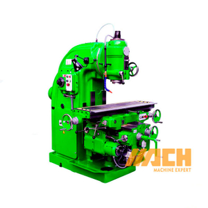 X5032 Conventional Metal Processing Vertical Knee-type Milling Machine