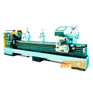 CS6250C Bochi Big Bore Automatic Conventional Lathe Machine