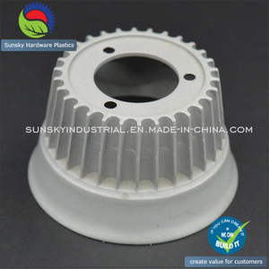 LED Lamp Base Aluminium Casting Prototype (PR10041)