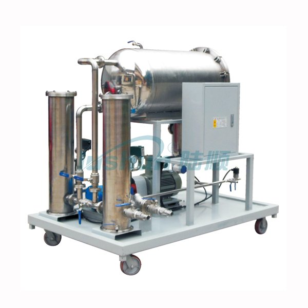 RG Series Coalescence Separation Turbine Oil Purifier