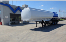 SINOTRUK 3 Axles Fuel Tanker Semi Trailer
