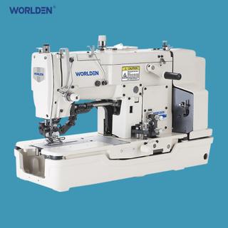 Wd-781钻孔行业缝纫机的高速平直的按钮