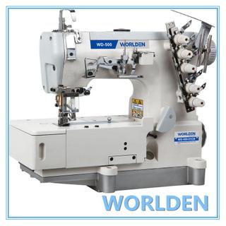 WD-500-01CB 高速工业绷缝机系列