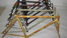 Fix gear bike frame