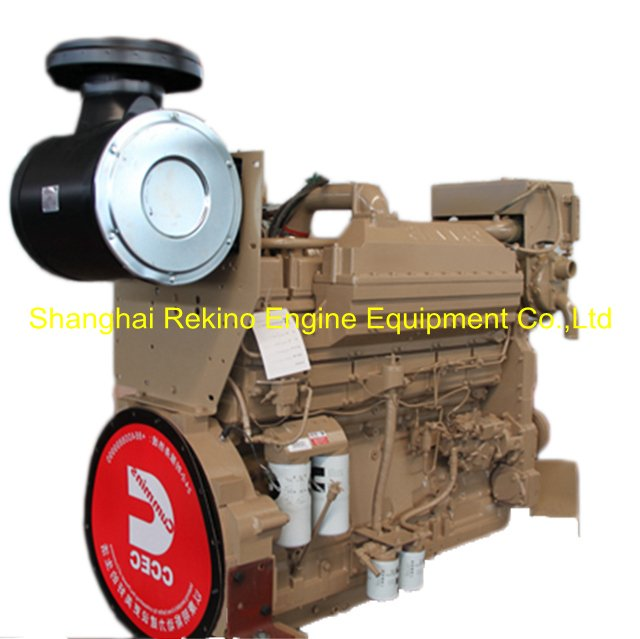CCEC Chongqing Cummins KTA19-P525 P Type pump diesel engine motor 525HP 2100RPM