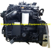 DCEC Cummins QSB4.5-C110-31 construction industrial diesel engine motor 110HP 1800RPM