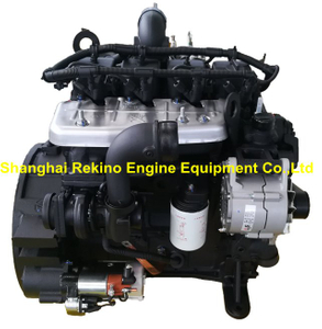 DCEC Cummins QSB3.9-C80-30 Construction diesel engine motor 80HP 2000RPM