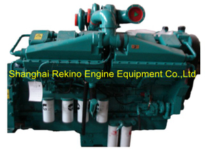 CCEC Cummins KTA38-G2B G Drive diesel engine motor for genset generator 711KW 1500RPM
