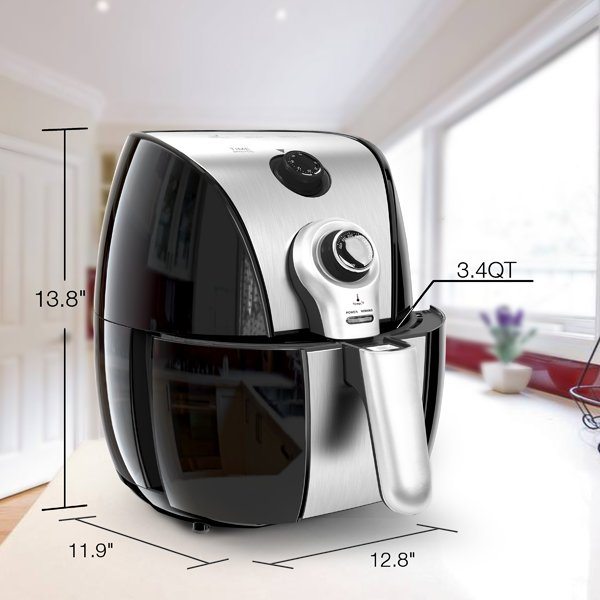 HOLSEM Convenient Air Fryer