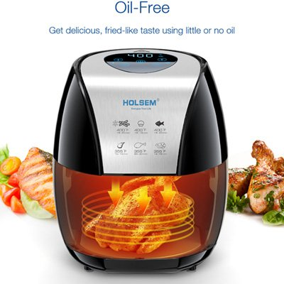 HOLSEM Digital Air Fryer