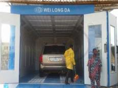 Car Paint Oven In Nigeria