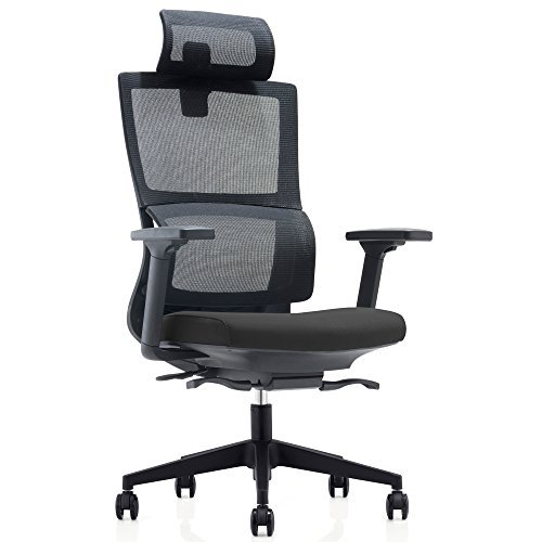 Superb Cmo High Back Mesh Ergonomic Office Chair With 2 To 1 Gamerscity Chair Design For Home Gamerscityorg