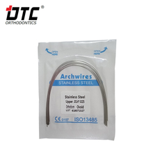 Stainless Steel arch wires