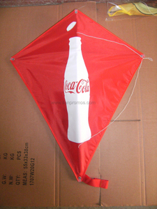 Beverage Cola Restaurant Promotional Gift Kite