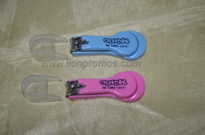 Custom Logo Baby Products Promotional Gift Nail Clipper