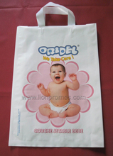 Custom Printing Pastic Shopping Bag