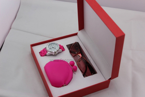 Corporate Executive Lady Watch Gifts Set