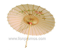 China Traditional Culture Element Wedding Decoration Oiled Paper Craft Umbrella