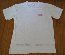 Cameroun Dairy Industry Royal Crown Logo Promotional Gift Cotton Round Neck T Shirt