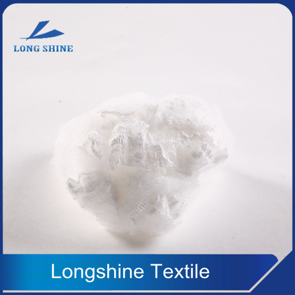 1.2D Down Like Solid Polyester Staple Fiber