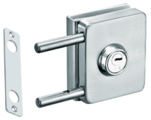 Glass door lock FS-241